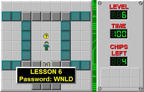 [Windows] Chip's Challenge Chip_l10