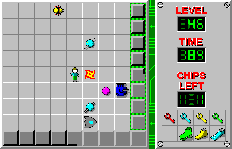 [Windows] Chip's Challenge Chip_m10