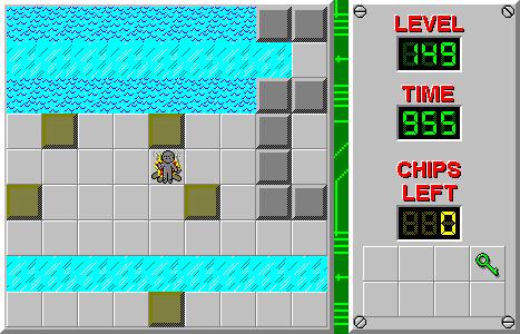 [Windows] Chip's Challenge Chip_s10