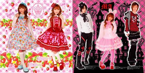 Moda Lolita~ (Moda solo para chicas.. Y para chicos también) 11980710
