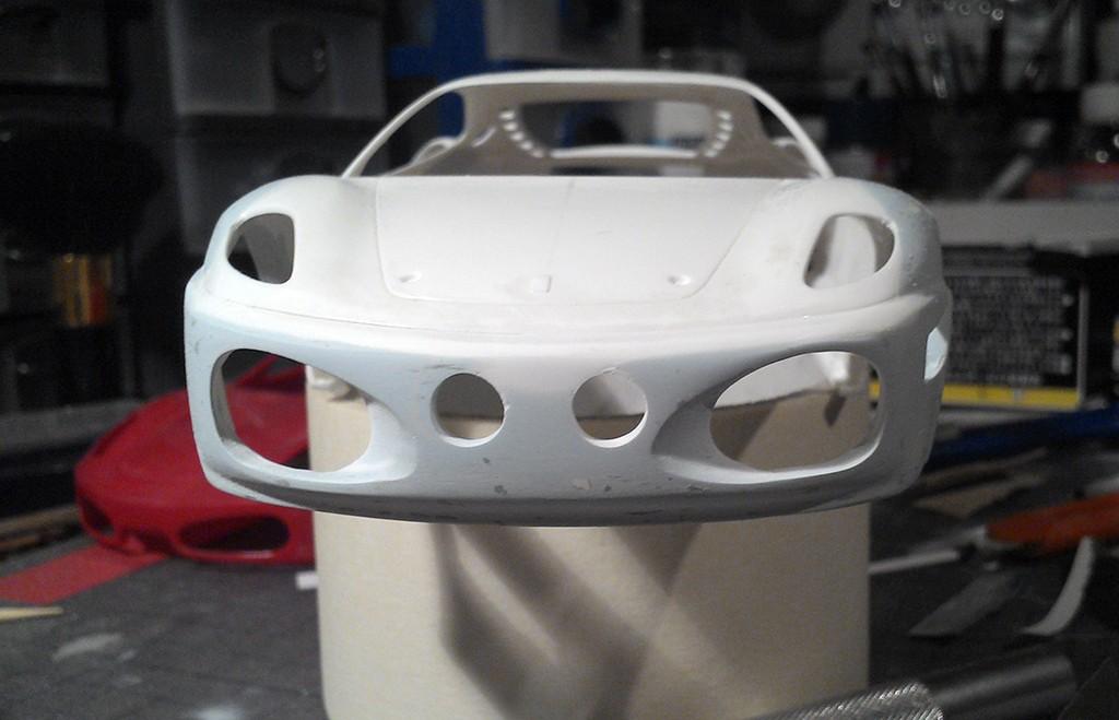 Ferrari F430 GT AF Corse Le Mans 2010 Img_2051