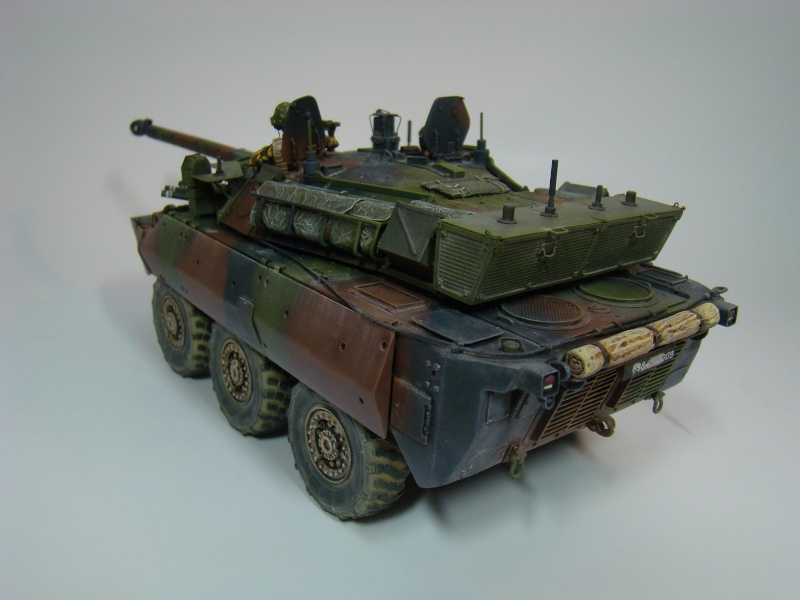 AMX 10RCR  Afghanistan Dsc05726