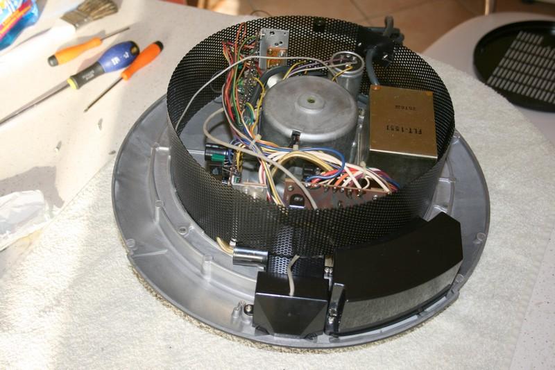 DENON DP 3000 Platine disque Denon_15