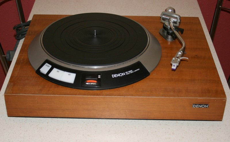 DENON DP 3000 Platine disque Denon_18