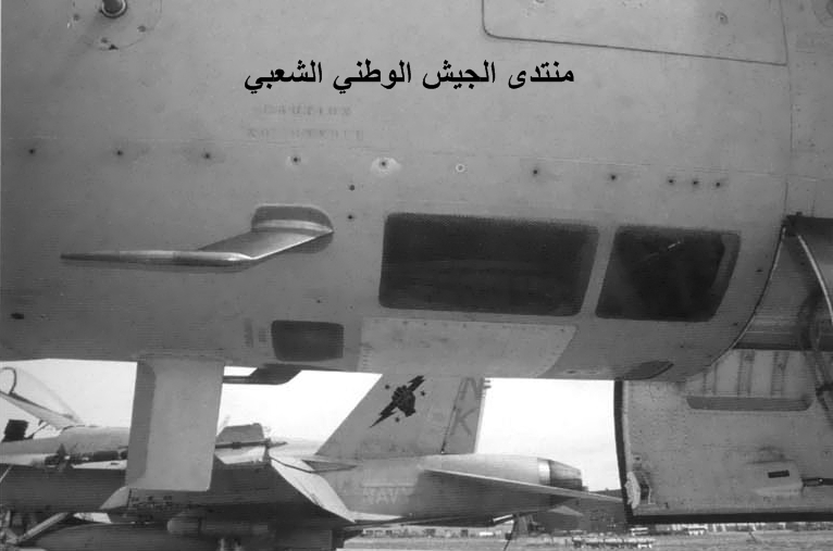 تشريح المقاتلة F/A18 Hornet 710