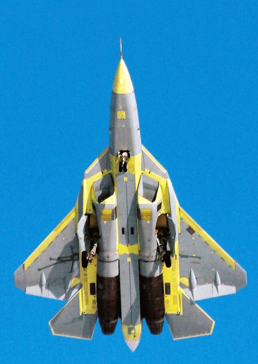 محرك مقاتلة الجيل الخامس الروسية ليس له نظير في العالم Pak-fa10