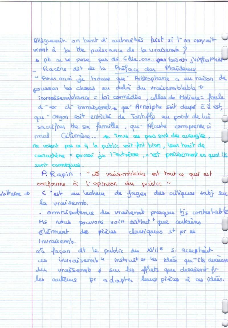 La dramaturgie classique en france de Sherer,chap1 les vraisemblances Vraise15
