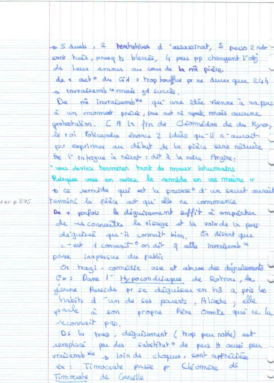 La dramaturgie classique en france de Sherer,chap1 les vraisemblances Vraise17