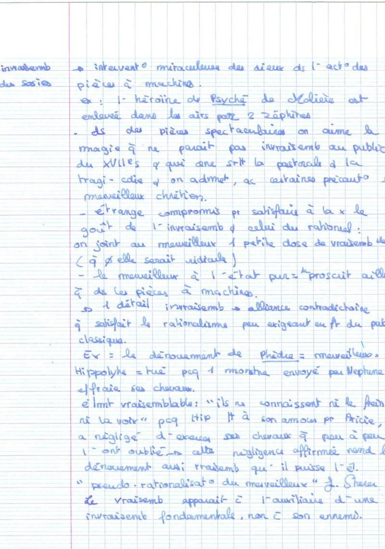 La dramaturgie classique en france de Sherer,chap1 les vraisemblances Vraise19