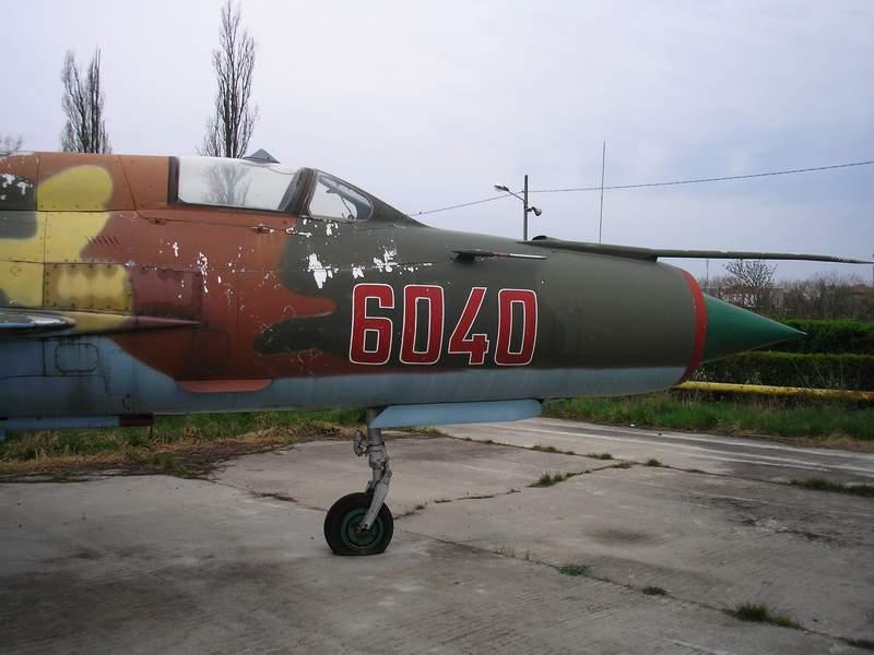 Aeronave expuse in tara P4090012