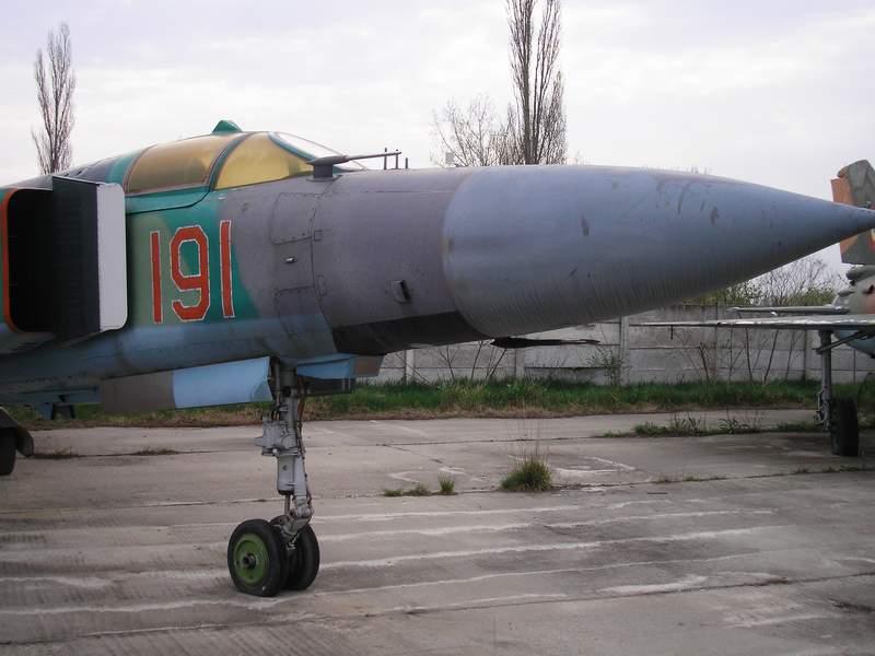 Aeronave expuse in tara P4090013