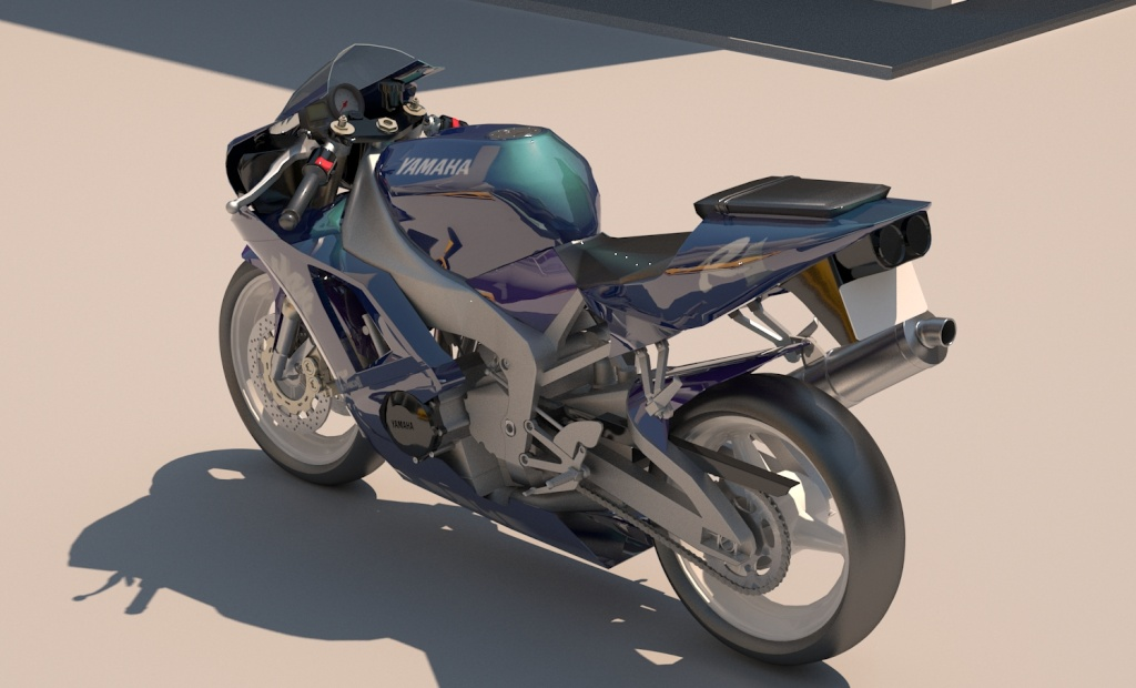 WIP Yamaha R1 5210