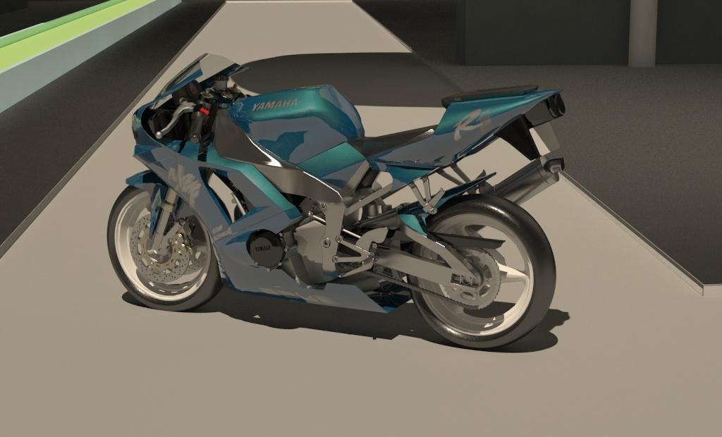 WIP Yamaha R1 5610