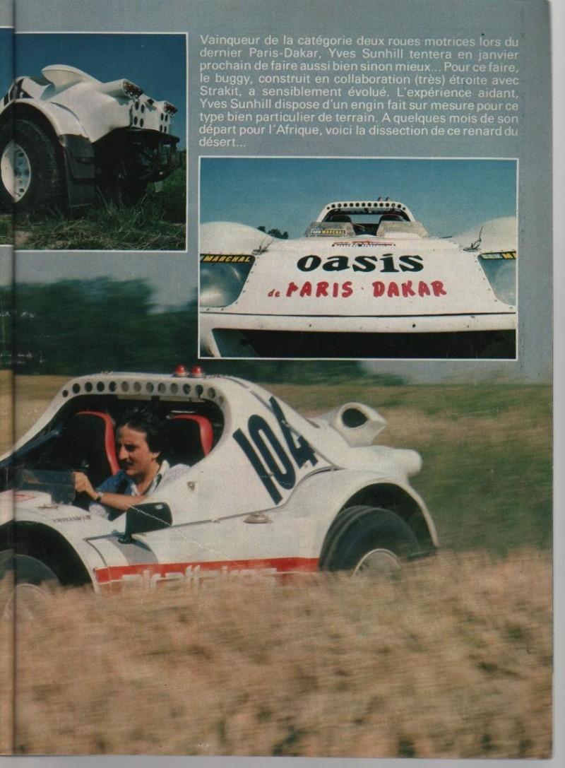 buggy - essai buggy sunhill dakar 1980 Buggy_11