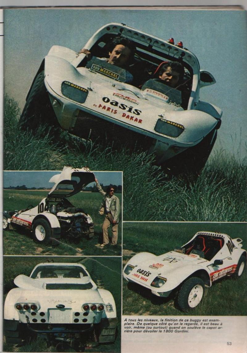 buggy - essai buggy sunhill dakar 1980 Buggy_13