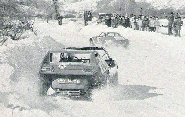 buggy - Ronde sur glace en buggy dans les années 70' Chamon10