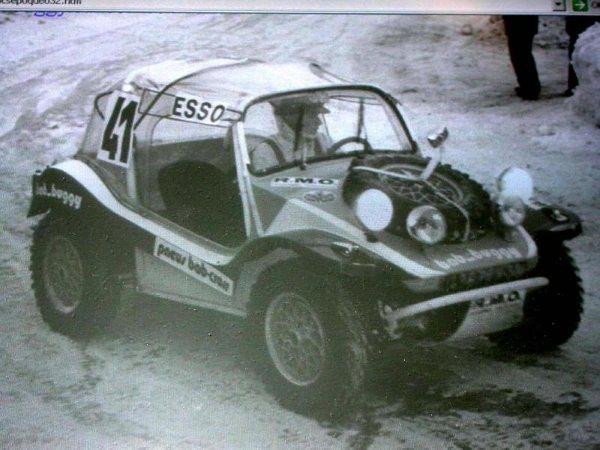 buggy - Ronde sur glace en buggy dans les années 70' Sabine10