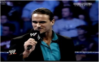 Drew McIntyre, The Chosen One 0710