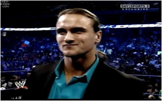 Drew McIntyre, The Chosen One 0810