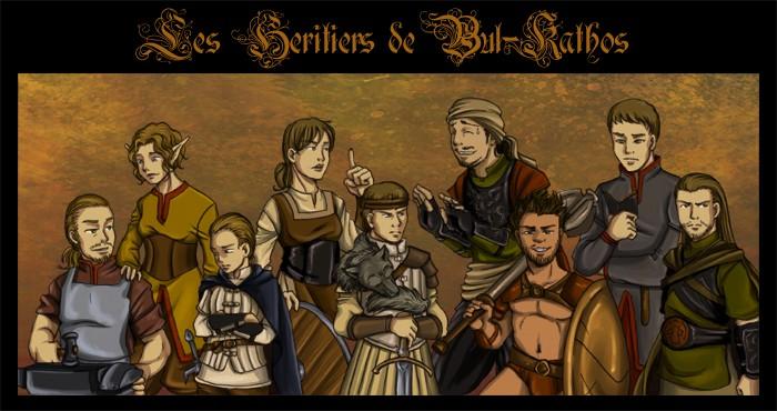 Les Héritiers de Bul-Kathos