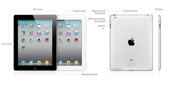 L'iPad2 annoncé le 2 mars dispo le 25 mars 27372210