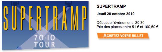 LE RETOUR DE SUPERTRAMP POUR 2 CONCERTS EXCEPTIONNELS À BERCY ! Captu208