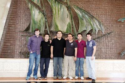 Église indonésienne équipée avec la L-Acoustics K1/KARA  Captu258