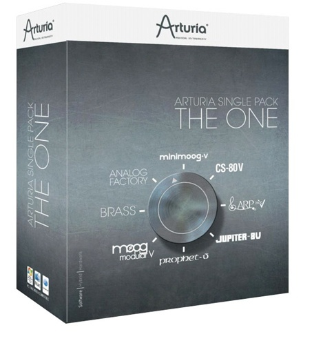 Arturia the One Captur41