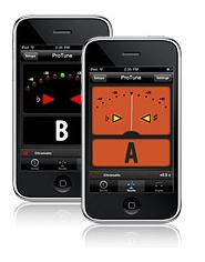 Planet Waves et l'iPhone Captur93