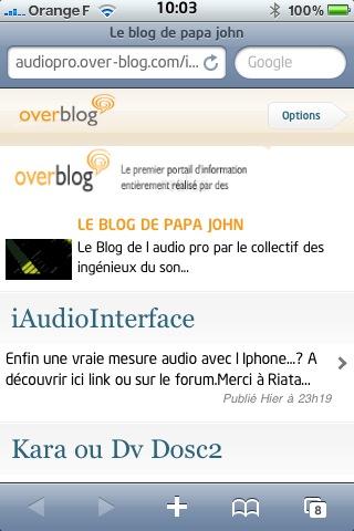 Le Blog sur l iPhone Photo12