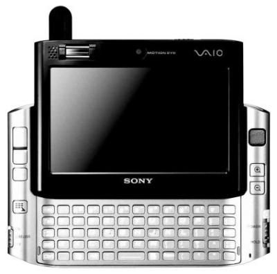 Sony concurrence le Q1 de Samsung Vaio_u10