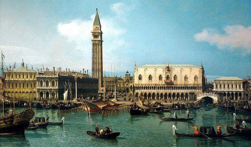 Canaletto (peintre de Venise) Canale10