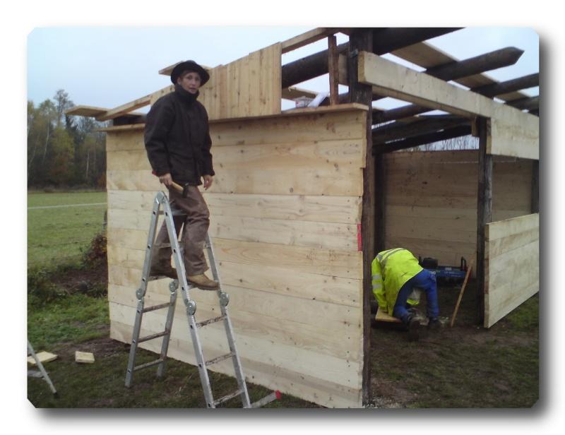 Construction d un abris pour Jack et Maggy...enfin terminé le 27/11 Dsc00718