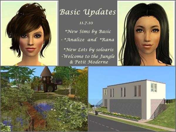 Update for November 7, 2010 Basicu10
