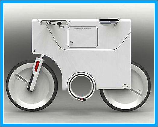 La bicicletta a carta di credito! 222
