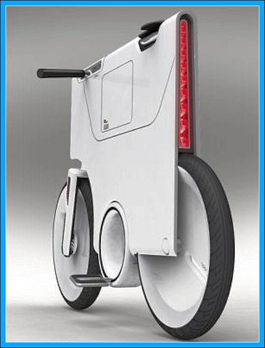 La bicicletta a carta di credito! 322