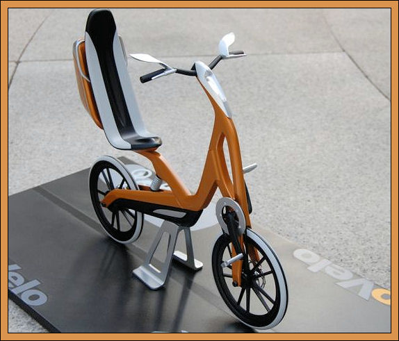 AutoVelo electric assist bike Autove11