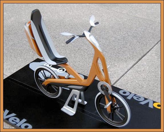 AutoVelo electric assist bike Autove15