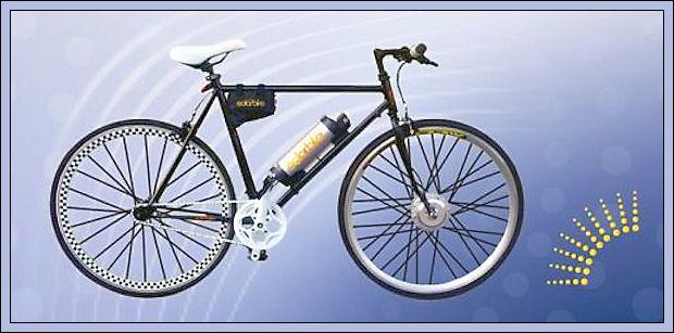 Biciclette, ora saranno anche fotovoltaiche Solarb10