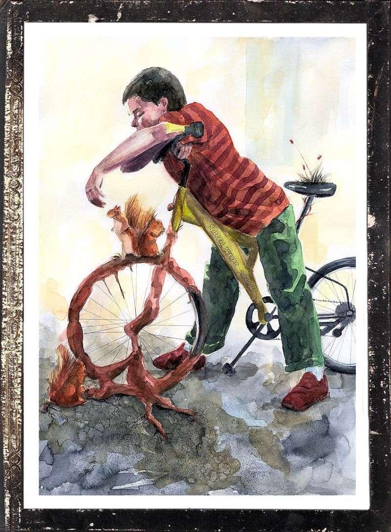 """""""La bicicletta nell'Arte"""" - Pagina 3 Untitl20"""