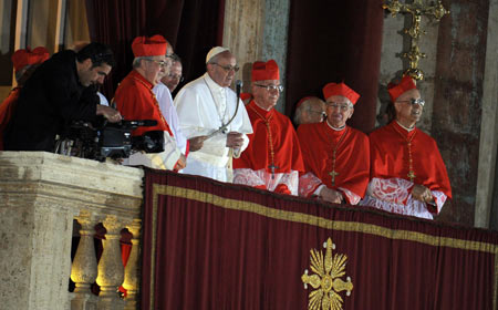 Il nuovo Papa è Jorge Bergoglio 13031310