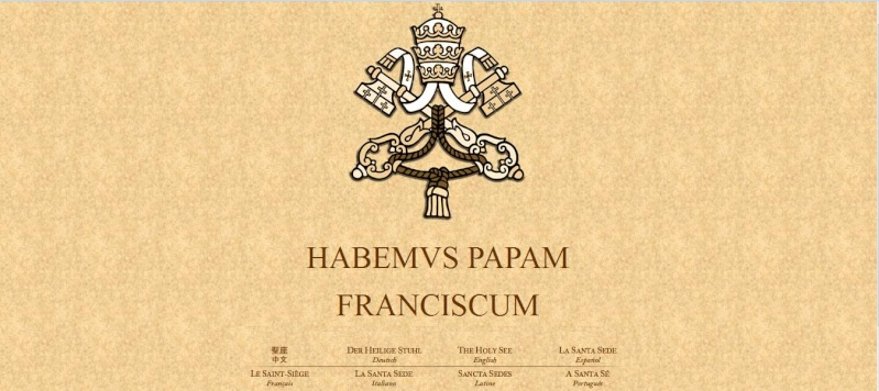 Il nuovo Papa è Jorge Bergoglio Cattur10