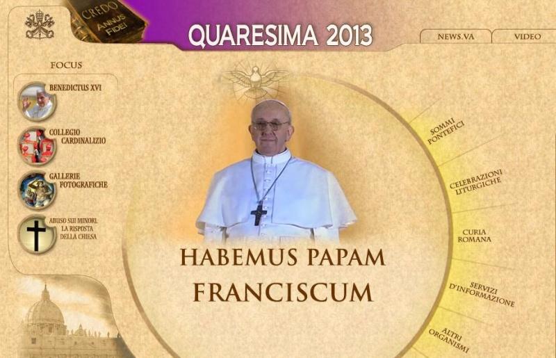 Il nuovo Papa è Jorge Bergoglio Cattur11
