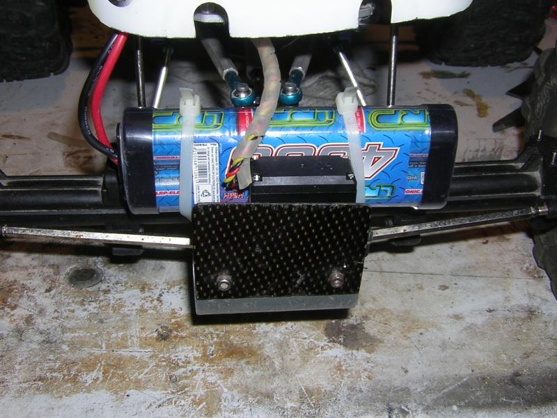 premières modifs XTM X-FACTOR Dscn5225