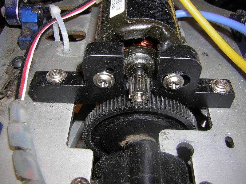 premières modifs XTM X-FACTOR Dscn5229