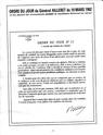 journée du 19 mars commémoration du cessez-le-feu (Les accords d'Evian 1962) LYON (69) 0110
