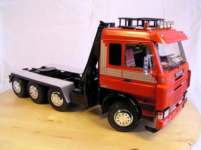 Scania SF 1959 Massab1:24 00413