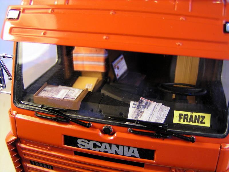 Scania SF 1959 Massab1:24 00911