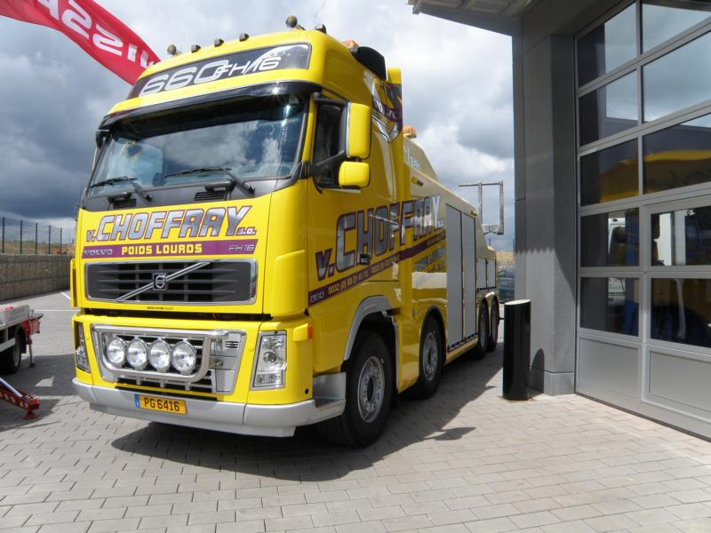 Tag der Offenen Tür bei Volvo 01416