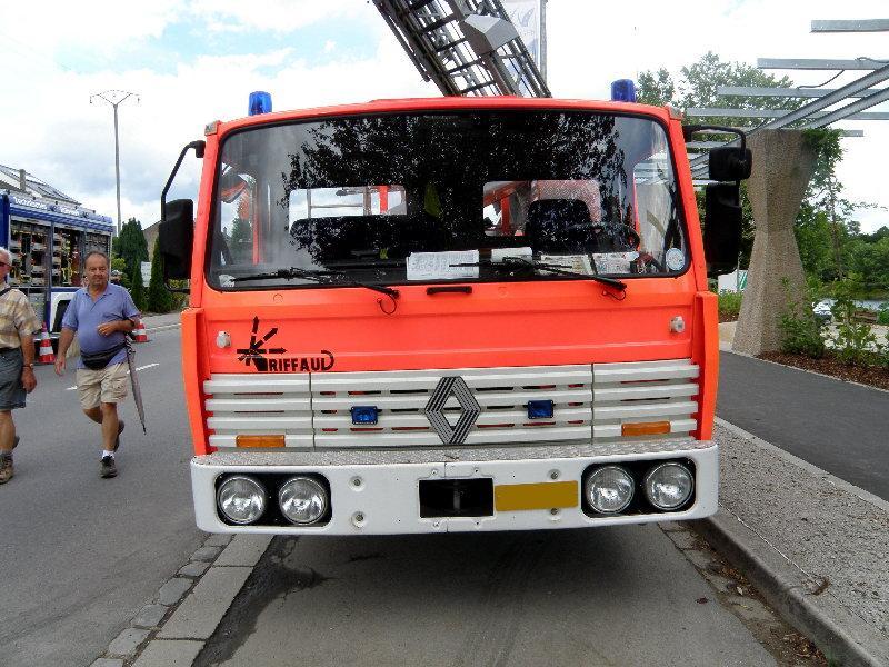 Blaulichtfahrzeuge aus Luxemburg. 02016